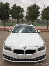 بي ام دبليو BMW 520 موديل 2014
