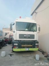 رأس شاحنة مان