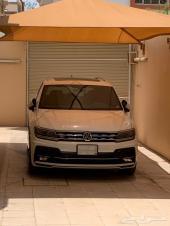 VW تيغوان 2018 R-Line