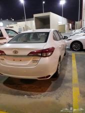 بيع سيارة يارس موديل 2018