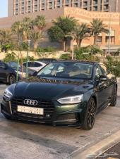 Audi A5 Sline sedan 2017