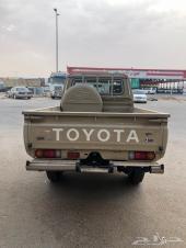 تويوتا شاص ونش ديزل 2019 -141000 سعودي  الجوف