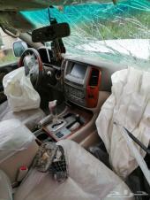 ت2007 مواصفات لكسزز 99 من مقدمة السيارة سليم