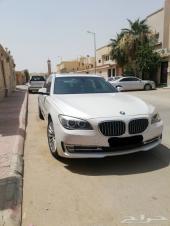 BMW 730 موديل 2014 معدل 740