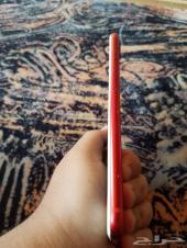 ايفون 7 بلص 128 احمر مهو مفكوك