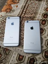2 جهاز ايفون 6