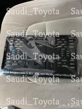 برواز لوحه لاندكروزر و لكزس وارد قطر