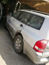باجيرو 2003 تشليح