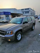 للبيع تاهو LT دبل سعودي وارد الجميع 2012