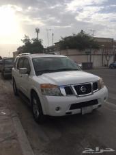 بيع سيارة ارمادا نيسان 2012