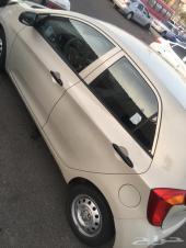 سيارة كيا 2016  ماشية 120 الف مجددة ومفحوصه