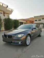 BMW 730LI 2014 بي ام دبليو