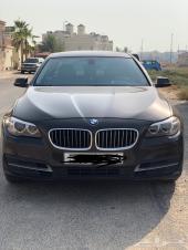 BMW 520 موديل 2015 غاية النظافه