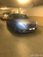 مرسيدس S 500 ستة أزارير جفالي