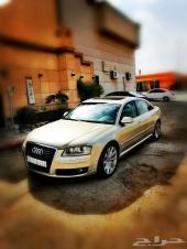Audi a8 2008 فل كامل