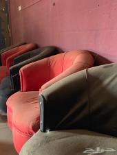 30 كرسي مقهى وثلاجه جنرال