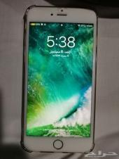ايفون 6s بلس 64 جيجا مستعمل نظيف للبيع