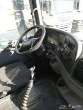 شاحنة مرسيدس خلاطه موديل 2007 للبيع