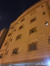شقة مؤثثة ب1700ريال شهريا جدة الصفا الشاكرين
