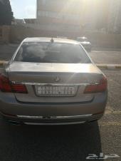 BMW 740L موديل 2013