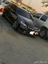 مرسيدس 2015 (ديزل) E250 AMG فل الفل