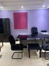 مكاتب مفروشه للايجار الشهري في جده