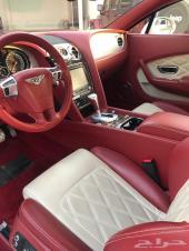 للبيع بنتلي كونتنانتل جي تي Bentley gt 2013
