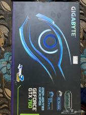 للبيع كرت شاشه  GTX 760 OC 2G