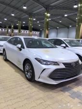 تويوتا افالون 2019 تورنق فل كامل سعودي