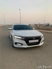 هوندا اكورد 2018سعودي منوه المستخدم