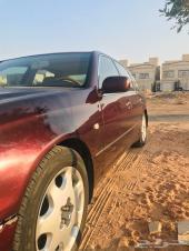لكزس 2002- 430LS سعودي