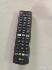 ريموت شاشة تلفزيون LG