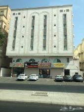 شقة للايجار حي النسيم بجدة بجوار جامعة الملك