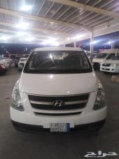 ( تم البيع )هونداي h1 2013 بنزين