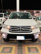 تويوتا هايلكس 2016 دبل 4X4 سعودى S-GLX