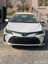 تويوتا كرولا XLI 2020 سعودى .