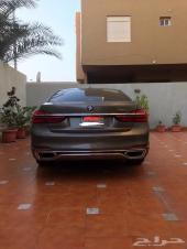 2018 BMW 730Li ماشية 3000 كيلو