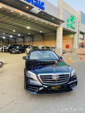 مرسيدس  S 450 موديل 2019 جديد