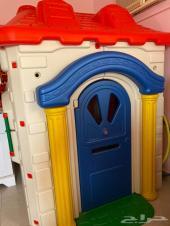 منزل لعبة كبير للأطفال (ماركة FEBER العالمية)