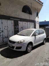 للبيع سيارة صيني جاك عائليه 2012