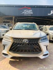 لكزس ال اكس 570 فل كامل 2019 سعودي SS