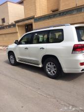 للبيع جي إكس أر 2018 سعودي فل كامل