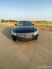 لكزس LS460 لارج موديل 2015 سعودي
