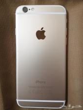 ايفون 6 للبدل فقط
