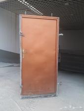 باب حديد للبيع