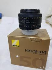 Canon 50mm 18 Stm- Nikon 50mm 1.8D