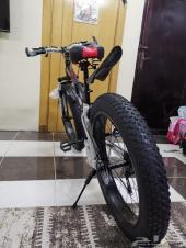 دراجه هوائيه تنصفط