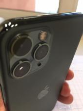 iPhone pro 256G  .. زيتي .. ( شريحتين) فعلية