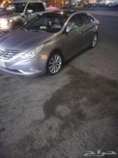 سيارة سوناتا بصمة موديل 2012 للبيع