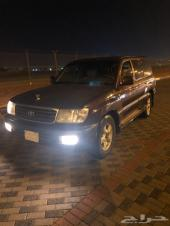 للبيع او البدل لاندكروزر 2001 GXR V6
